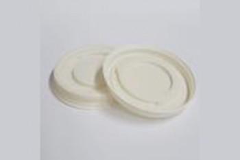 Tapa souffle biodegradable 2 oz.
