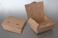 Caja Kraft Champak mediana, Kraft