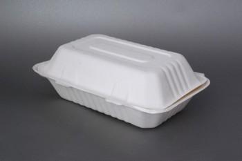 Contenedor Fibra biodegradable (23x15 cms.)