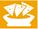 Charola de cartón kraft (10x7)