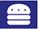 Contenedor hamburguesero