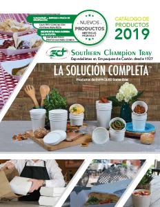 Catálogo Southern Champion 2019